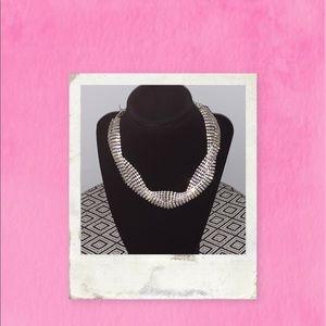16 inch Rhinestone necklace